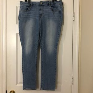 American Eagle Outfitters women's  super stretch